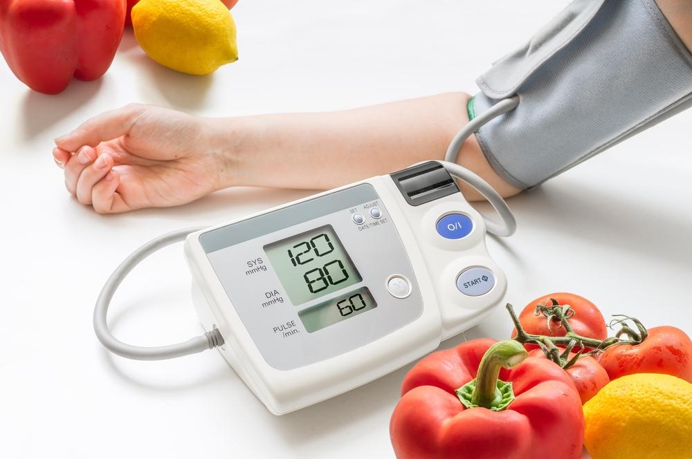 血圧 改善 低